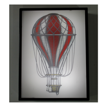Lyskasse LED Balloon