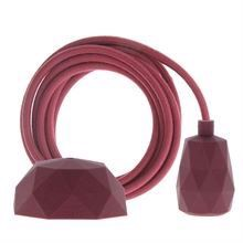 Dusty Mulberry stofledning 3 m. m/mulberry Facet